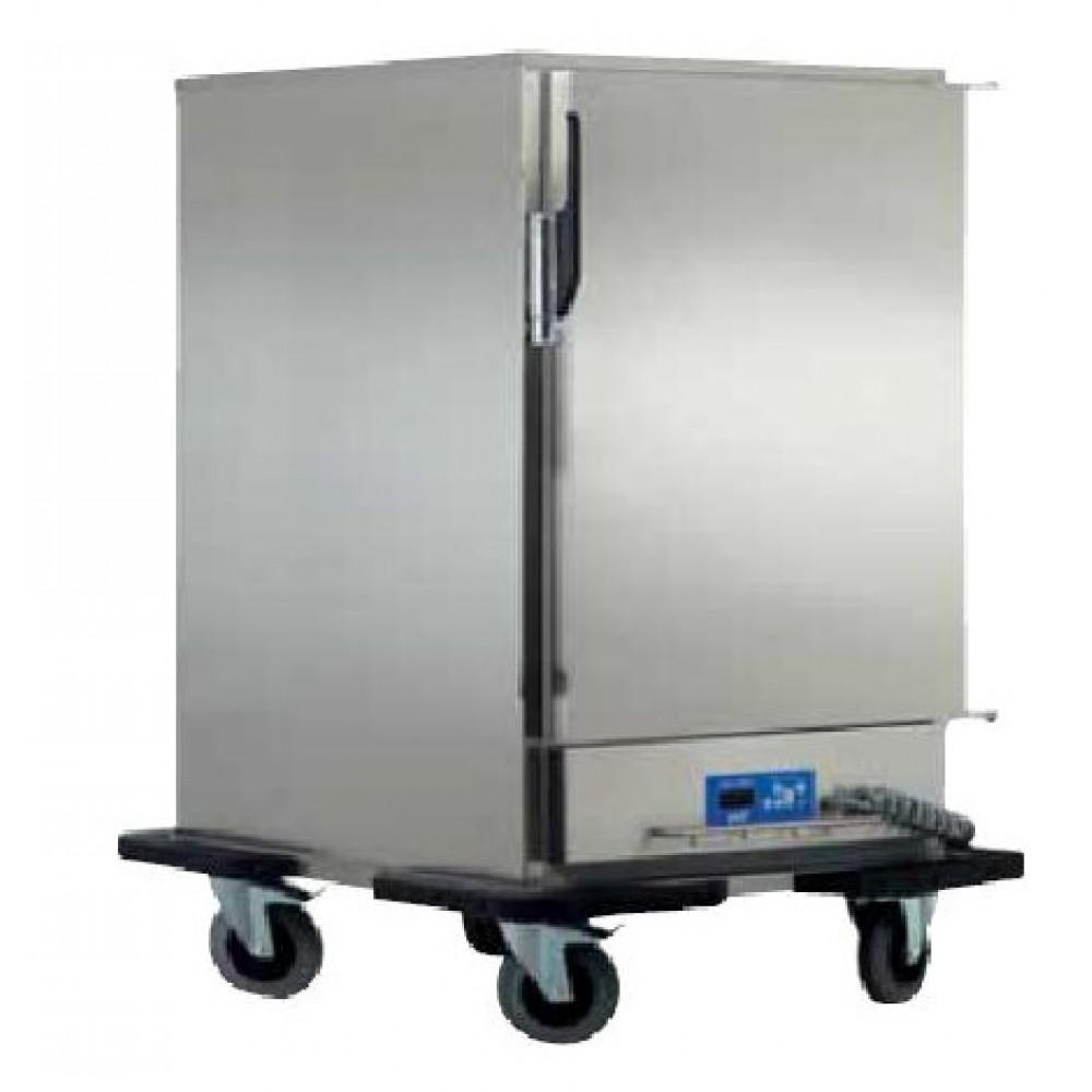 Banquet τρόλεϊ θερμαινόμενο για 5 GN 2/1 ή 10 GN 1/1 OBA70130