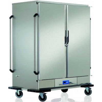 Banquet τρόλεϊ θερμαινόμενο διπλό για 22 GN 2/1 ή 44 GN 1/1 OBA14018